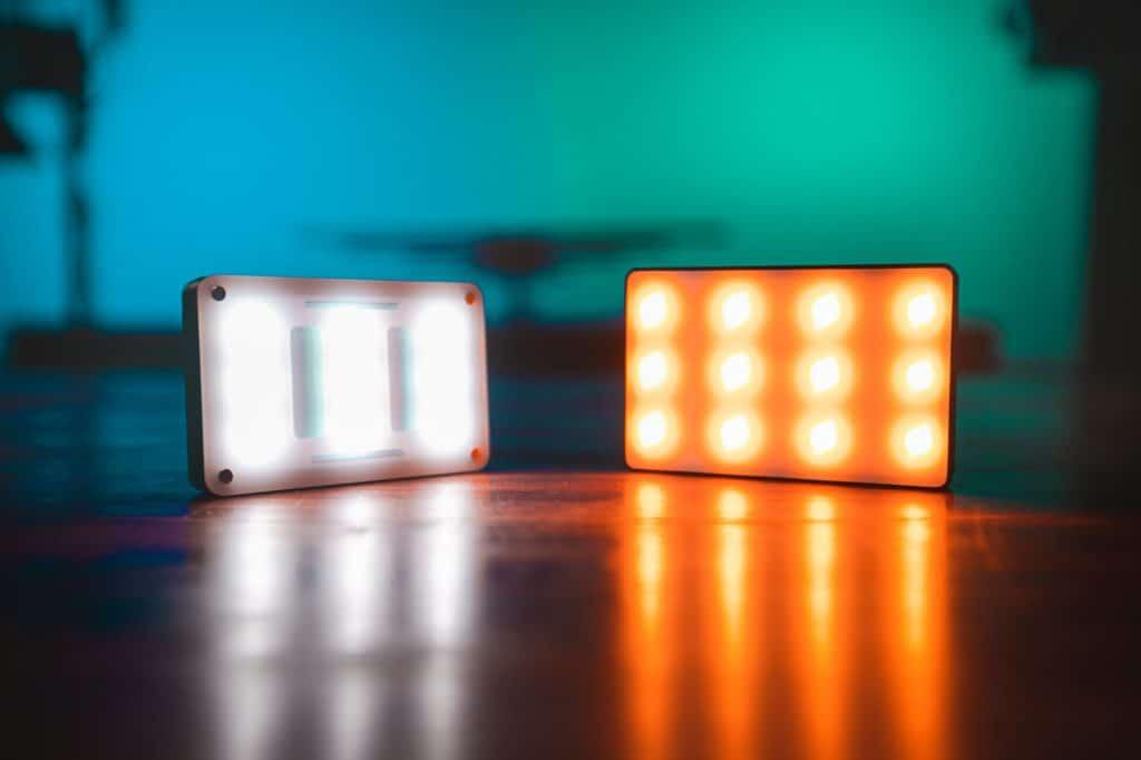 Luz de LED COB SMD AL-MC Aputure