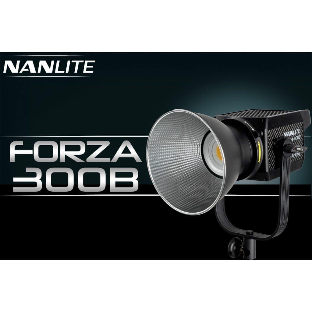 Nanlite Forza 300B Bicolor LED Monolight FORZA300B