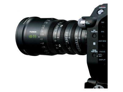 Lente Fujinon MK18-55mm T2.9 (Montagem Sony E)