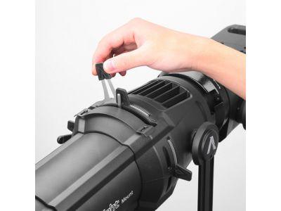 Set Aputure Spotlight Mount com lente de 19°