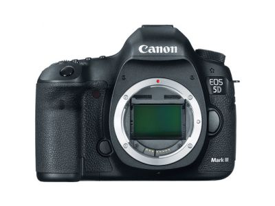 EOS 5D Mark III DSLR Camera
