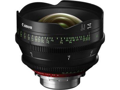 Canon 14mm Sumire Prime T3.1 (PL Mount, Feet)