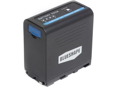 BLUESHAPE - Bateria para Sony NP-F970 DV Power Pack (7,2 V, 10,050 mAh, 72 Wh)