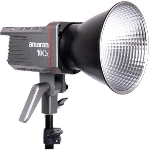 Aputure Amaran 100x – Luz de LED Bicolor